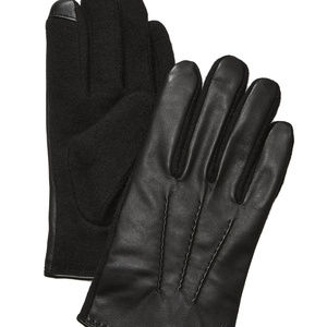 Polo Ralph Lauren Hand-Stitch Nappa Leather Gloves